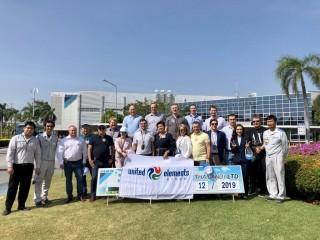Поездка дилеров United Elements на завод Daikin в Таиланд