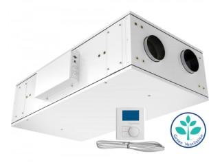 SAVE VSR 150/B – «умная» вентиляция для вашей квартиры